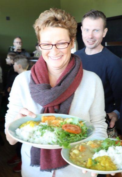 Neu in Falkensee: Vegane Küche im Café Maiko