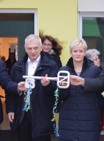 Nauen – Kita Sonnenschein II eingeweiht – Wir kümmern uns drum!