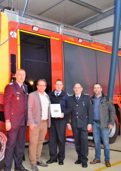 Feuerwehr der Einheit Börnicke ist für den Notfall besser gerüstet