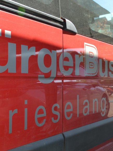 BürgerBus: Mehr als 10.000 Fahrgäste im vergangenen Jahr