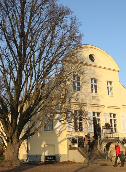 Berlin-Spandau: Im Gutshaus Neukladow