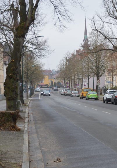 Nauen: Baubeginn in der Hamburger Straße ab 18. Februar 2019
