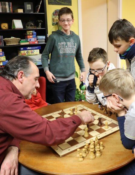 SC Caissa  Falkensee e.V.: Schach spielen in Falkensee