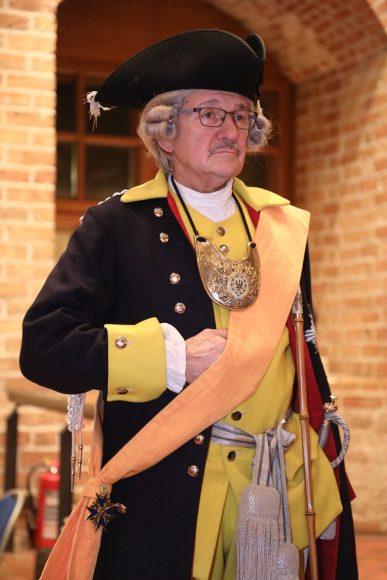 Prinz Heinrich lud zum Tabakskollegium auf die Zitadelle!