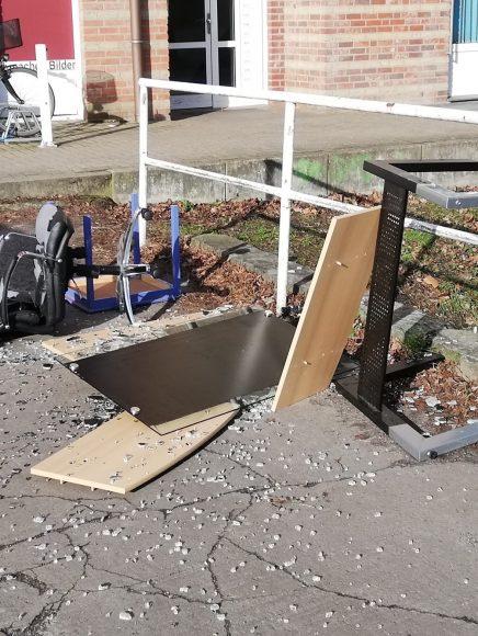 Brieselang: Illegal entsorgter Müll stellt Problem dar