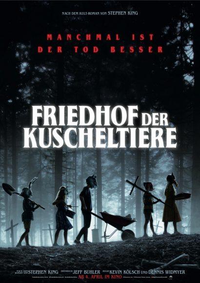 Kino-Filmkritik: Friedhof der Kuscheltiere