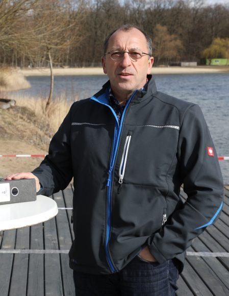 Brieselanger Nymphensee: Frank Goslowsky ist der neue Betreiber