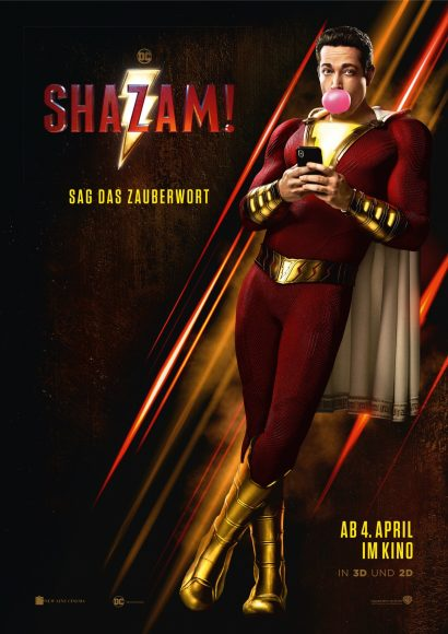 Kino-Filmkritik: Shazam