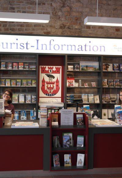 10 Jahre Tourist-Information Berlin-Spandau im Gotischen Haus