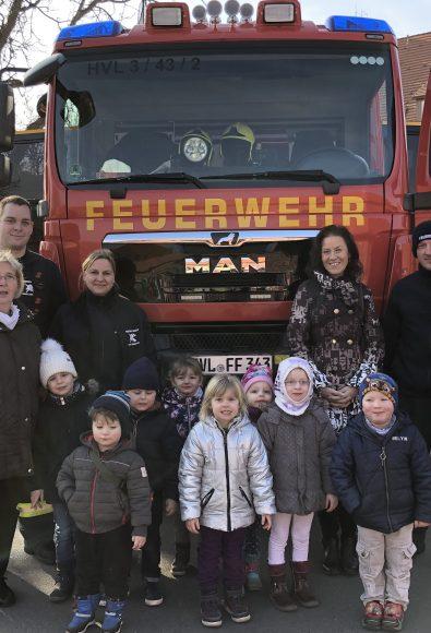 Nauen: Eine Feuerwehr zum Anfassen