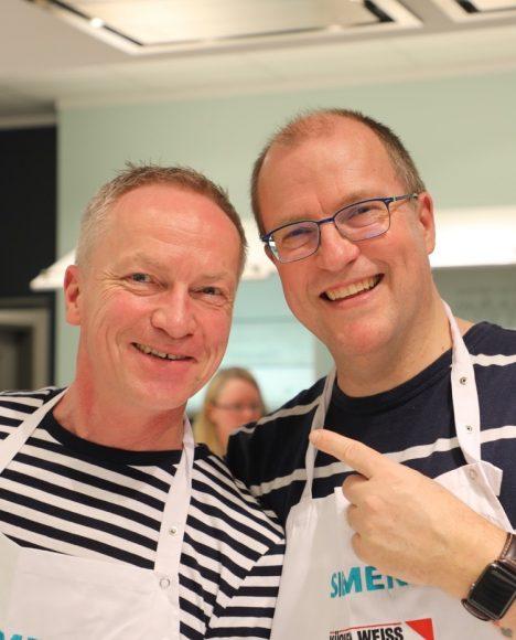Kochen mit Johann Lafer – Küchenparty bei Küchen Weiss