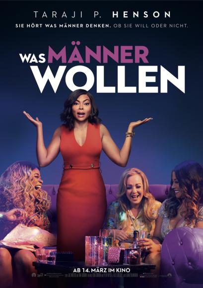 Kino-Filmkritik: Was Männer wollen