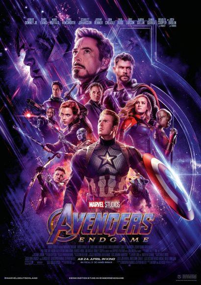 Kino-Filmkritik: Avengers: Endgame