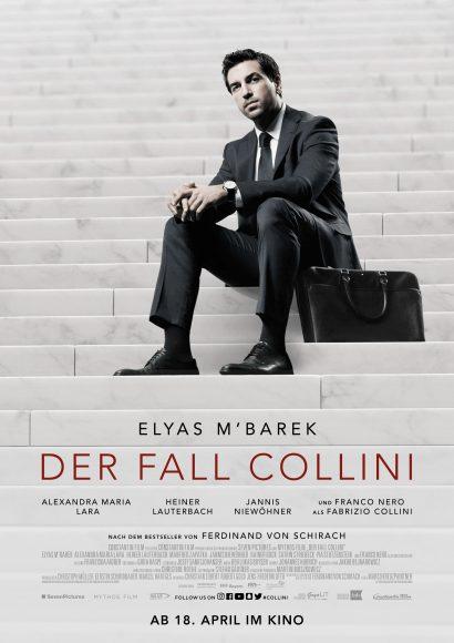 Kino-Filmkritik: Der Fall Collini