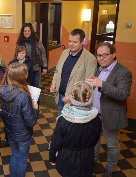 Bürgerbudget in Nauen – Kinder bringen Vorschläge zum Bürgermeister