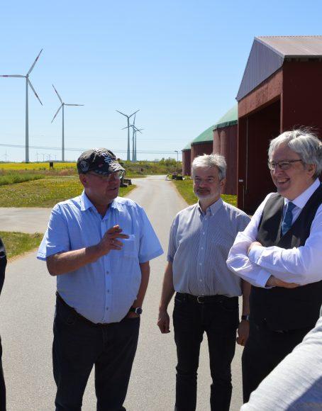 Energiewende in Nauen: Den richtigen Hebel angesetzt