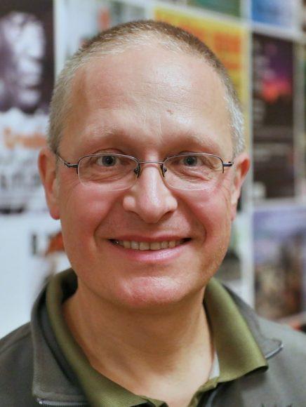Dr. Harald Hauser hat ein Faible für Urzeitkrebse