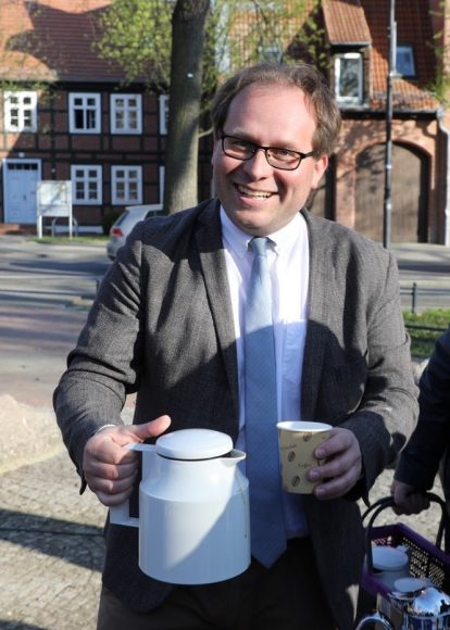 1. Nauener Frischemarkt: Große Neugierde der Nauener führt zu vollem Marktplatz!