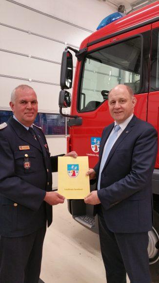 1 Million Euro für die Freiwilligen Feuerwehren des Landkreises Havelland