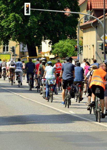 Fahrraddemo zum Weltumwelt- und Familientag am 25.5.2019 und 25 Jahre VEP