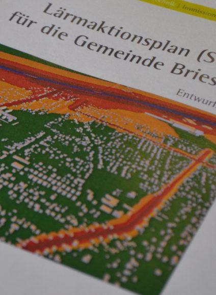 Brieselang: Lärmaktionsplan (Stufe 3): Gemeindevertreter stimmen Entwurf zu