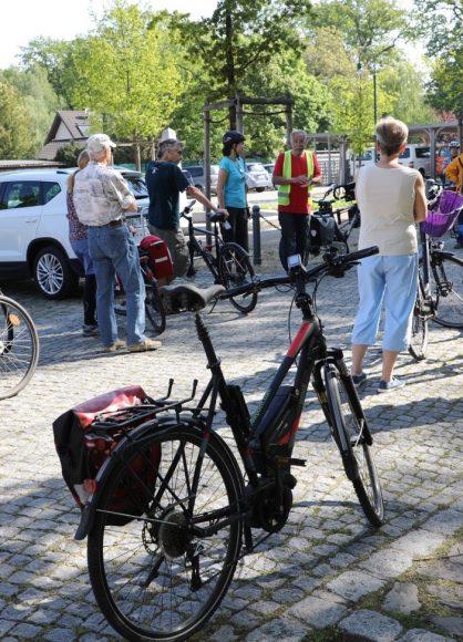 """Auf der """"Tour de Schönwalde"""": Mit Reinhold Ehl die Ortsteile erkunden!"""