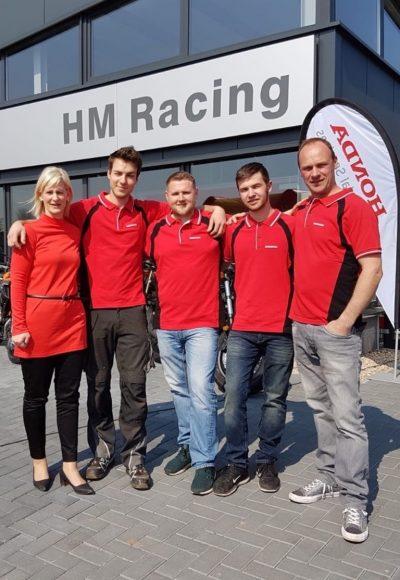 HM Racing am neuen Standort in Falkensee: Rund ums Motorrad