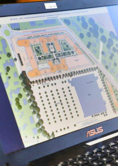 Wohnen im SeeCarré: 450 neue Wohnungen für Falkensee?