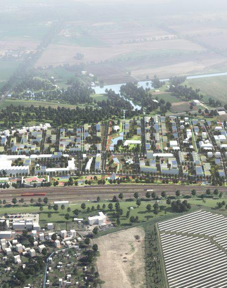 Nauen: Künftige Gestaltung des Bahnhofsquartiers vorgestellt