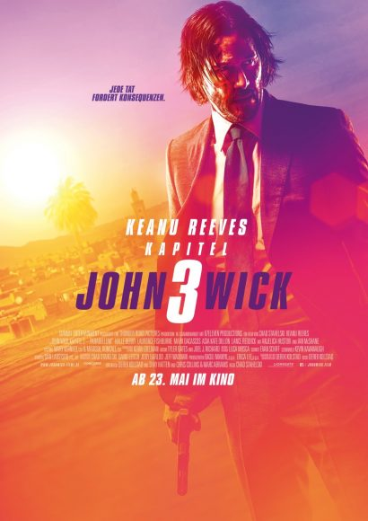 Kino-Filmkritik: John Wick 3