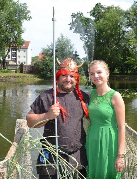 Tolle Stimmung: Bredower Teichfest lockte rund 800 Besucher an