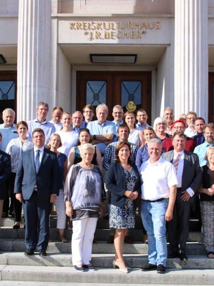Havelland: Der neue Kreistag nimmt die Arbeit auf