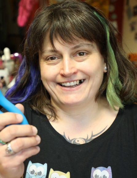 PepperParties: Melanie Mohrenweiser aus Dallgow-Döberitz bringt Erotik auf den Tisch!