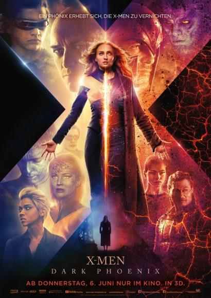 Kino-Filmkritik: X-Men: Dark Phoenix