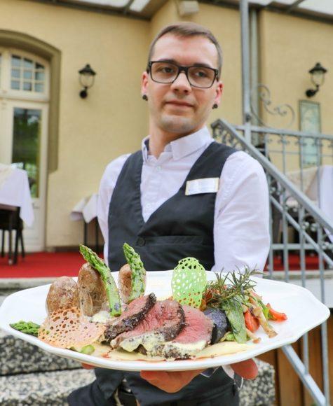 Der Kronprinz in Falkensee: Auch unter der Woche ein lohnendes Ausflugsziel für hungrige Gäste!