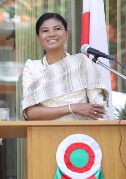Madagaskar feiert 59. Unabhängigkeitstag: Botschaft in Falkensee lud ein!