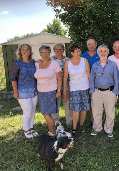 Fliedners Ehrenamtliche treffen sich im Havelland