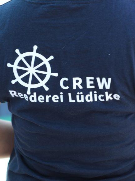 """Reederei Lüdicke übernimmt """"Havelland"""" aus Rathenow!"""