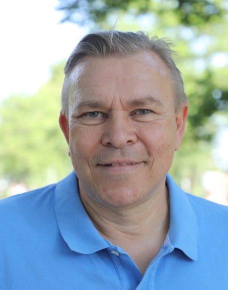 Neu in der Falkenseer SVV: Sven Steller