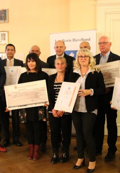 Havelland: Wirtschaftsförderpreis geht in die 23. Runde