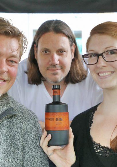 Ein Gin aus Falkensee