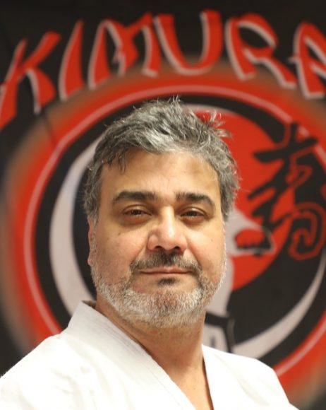 Kimura Karate Schule: Mehran Moradian baut neues Dojo in Schönwalde auf!
