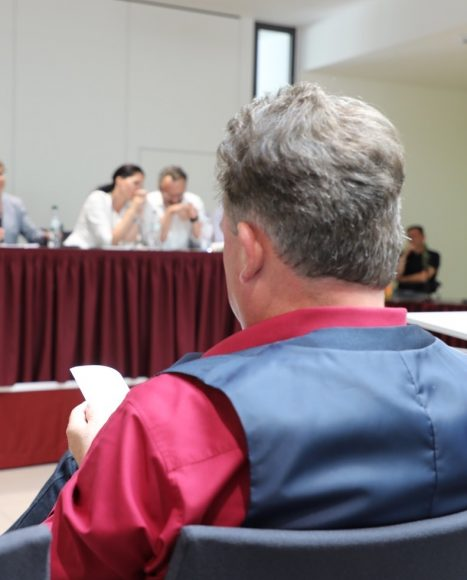 Jugend fragt nach: Die Landtagskandidaten stellten sich den Fragen des Falkenseer Jugendforums!