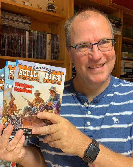 Schmökerstoff im Heftformat: Jerry Cotton, John Sinclair & Perry Rhodan laden Woche für Woche zu einem neuen Abenteuer ein!