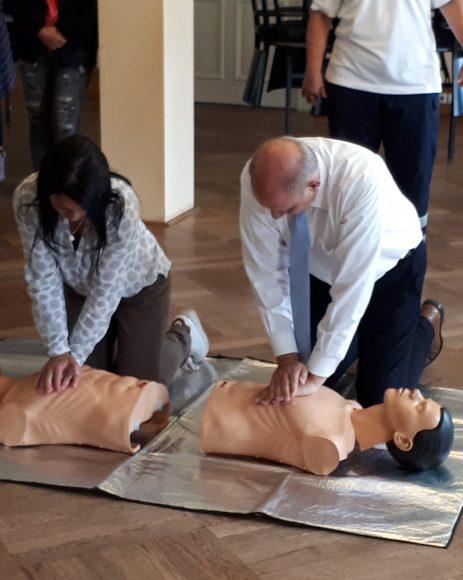 First Responder Havelland – Das Netz der Notfallhilfe im Landkreis ausbauen