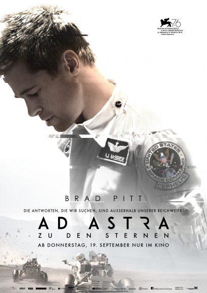 Kino-Filmkritik: Ad Astra – Zu den Sternen