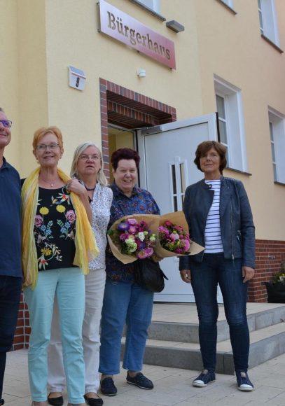 Brieselang: Manuela Wolke neue Vorsitzende des Seniorenbeirats