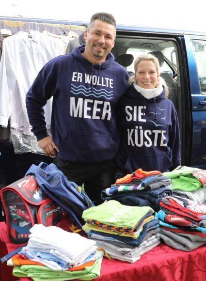 Es ist angetrödelt – vom ersten Floh- und Trödelmarkt im Stadtbad Nauen!