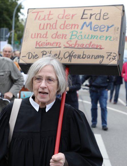 Großer Klimastreik: Fridays For Future  lockt 300 Falkenseer auf die Straße!