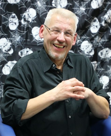 Andreas Kohn liest zu Halloween aus seiner Zombiecalypse!